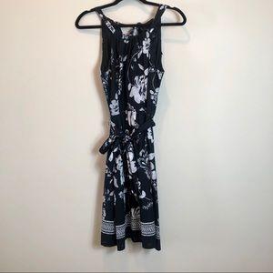 WHBM Floral Printed Dress